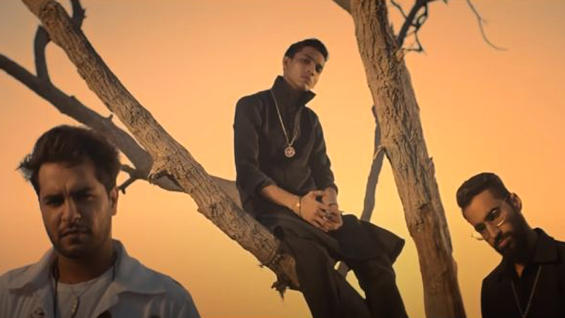Asim Azhar and the Young Stunners come together and Release a new song 'Yaad'