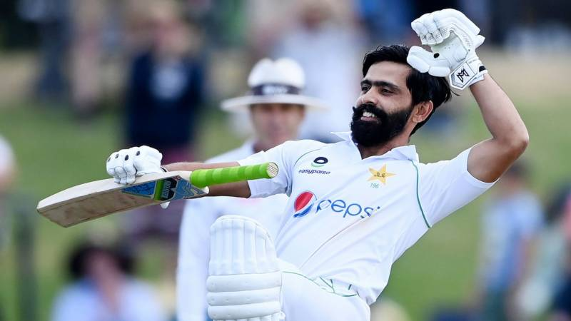PAK vs WI : Fawad Alam rewrites record books by becoming quickest Asian to make five Test 100s