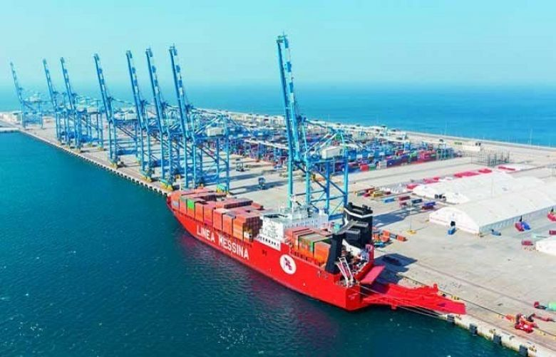Govt mulls construction of large-scale LNG terminal, pipeline network at Gwadar port