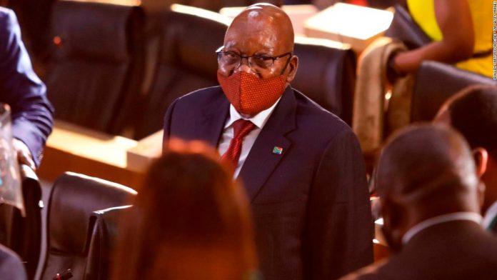 Jacob Zuma hospitalized to South Africa hospital for medical observation