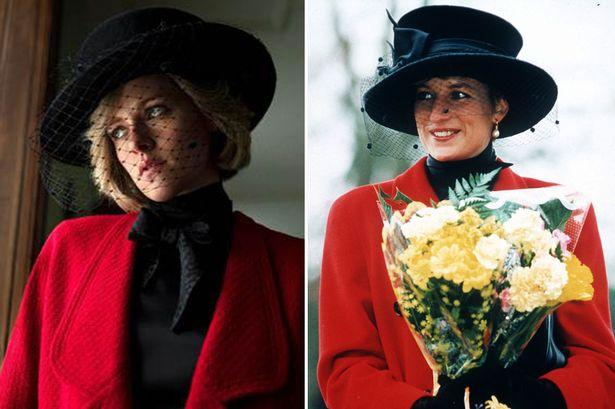 Kristen Stewart's New Picture as Princess Diana breaks the internet