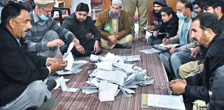 Cantonment board elections: Voting ends, PTI Upset in Lahore