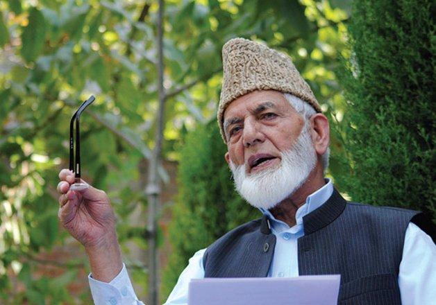 Former Hurriyat leader Syed Ali Shah Geelani passes away