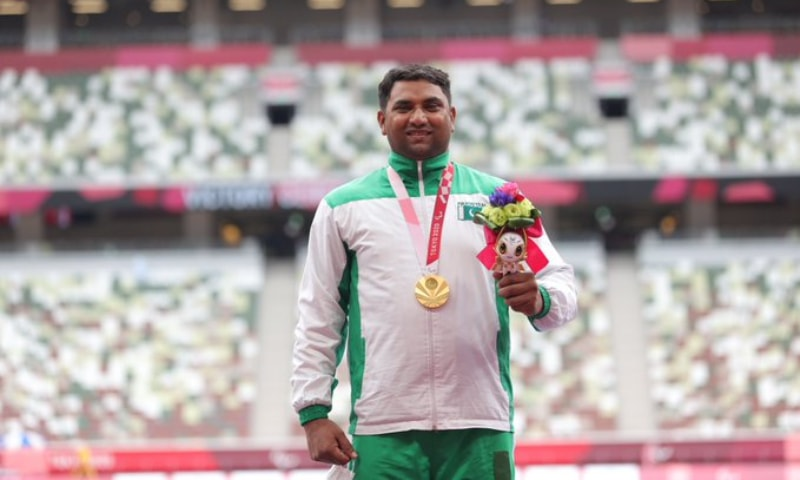 Haider Ali Wins Paralympic First Ever Gold Medal For Pakistan