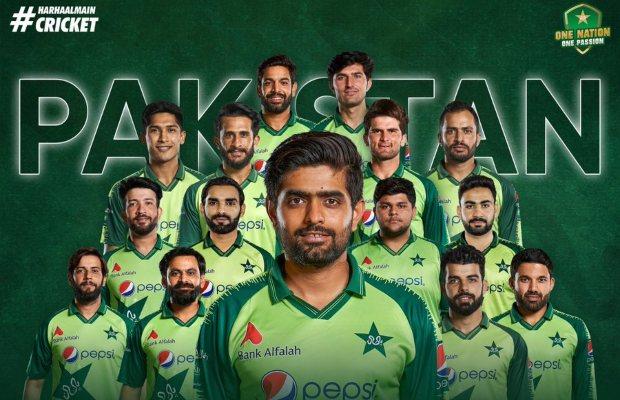 PCB announces T20 World Cup squad – Azam, Asif Selected but No place for Amir, Wahab, Malik, Sarfaraz