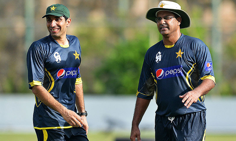 Waqar-Misbah announce retirement from coaching ahead of T20 World Cup