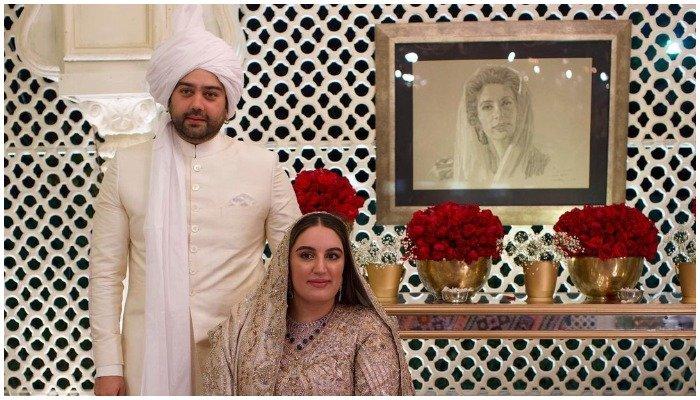 Benazir Bhutto Elder Daughter Bakhtawar Bhutto Zardari Blessed With A Baby Boy