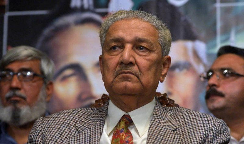 National Scientist Abdul Qadeer Khan laid to rest with state honors